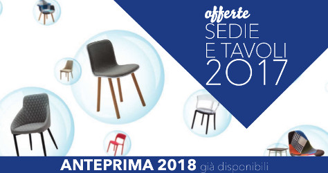 Offerte sedie e tavoli